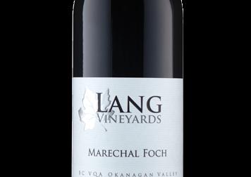 Bottle shot of Lang Marechal Foch