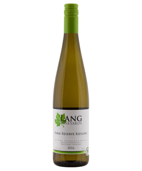 2016 Farm Reserve Riesling