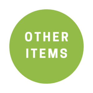 8. Other Items